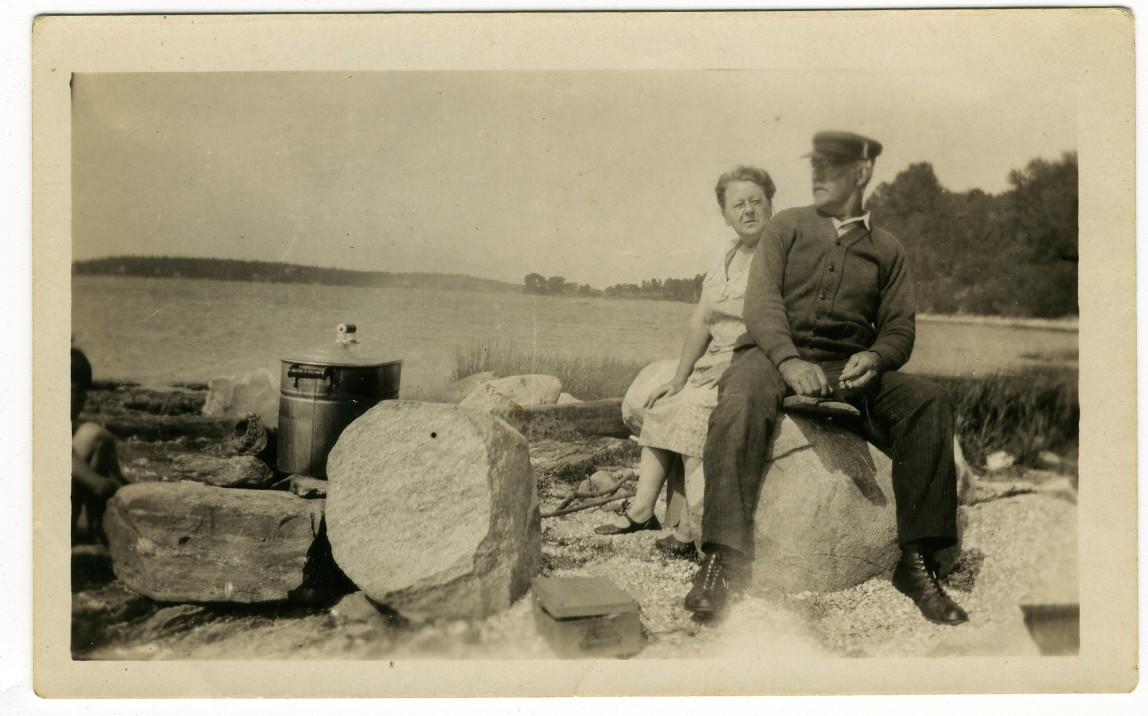 Alice and Sherman Hamilton