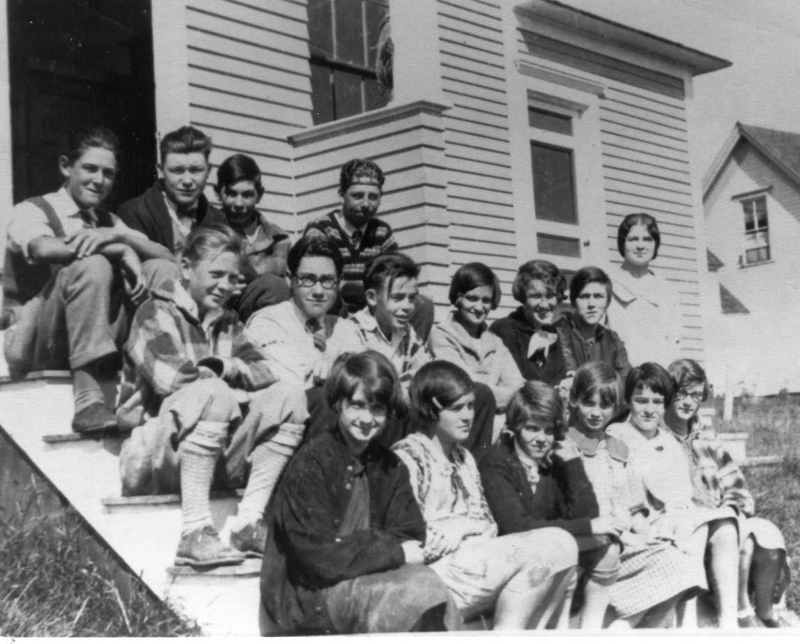 Chebeague Island High School Class of 1927