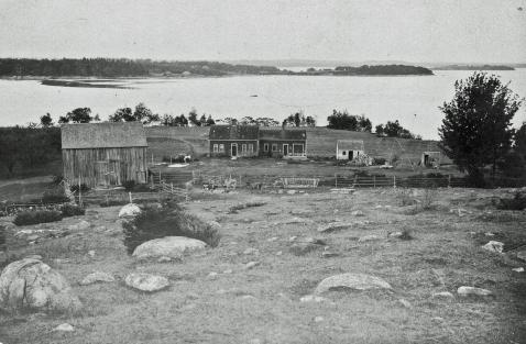 David Hamilton's Farm and Field