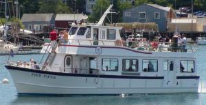 Pied Piper Boat